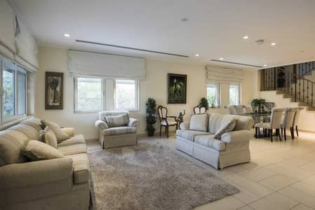 4 Bedroom Villa for Sale in Jumeirah Park, Dubai - Big Plot | North West | New to Market | Quite location