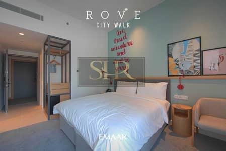 Studio for Sale in Jumeirah, Dubai - Rove Hotels   2% DLD   40/60 Payment Plan