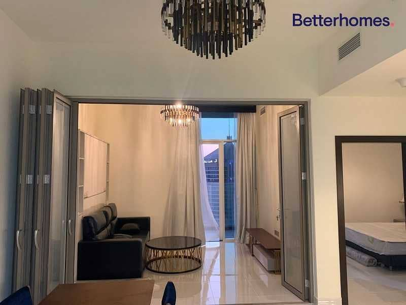 2 Brand New   Furnished   High Floor   Amazing View