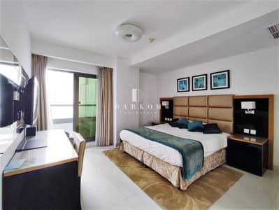 شقة 2 غرفة نوم للايجار في الخليج التجاري، دبي - Fully Furnished 2 BR With Balcony | Capital Bay | Business Bay