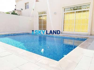 فیلا 5 غرف نوم للبيع في حدائق الجولف في الراحة، أبوظبي - Great Investment ! 5Beds+M w/ Private Pool