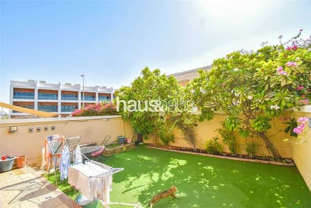 3 Bedroom Townhouse for Sale in Jumeirah Village Triangle (JVT), Dubai - District 6| Vacant on Transfer| Converted to 3 bed