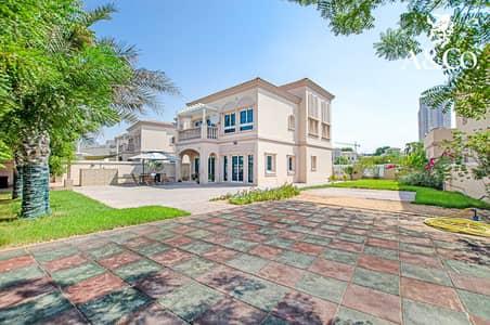 فیلا 2 غرفة نوم للبيع في مثلث قرية الجميرا (JVT)، دبي - Large Plot|Beside the Park|Best Location