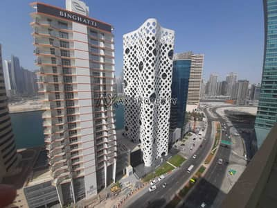 2 Bedroom Apartment for Rent in Business Bay, Dubai - Canal View | Big Layout | High Floor | Brand New apartment