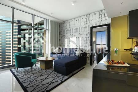 1 Bedroom Apartment for Rent in Business Bay, Dubai - Amazing Fully Furnished 1 Bed Apartment