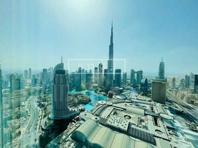 3 Bedroom Flat for Rent in Downtown Dubai, Dubai - EXCLUSIVE    LUXURY 3 BR   BURJ AND FOUNTAIN VIEW
