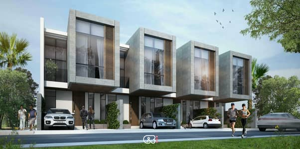3 Bedroom Townhouse for Sale in Al Furjan, Dubai - High Quality 3 bedroom with Swimming Pool