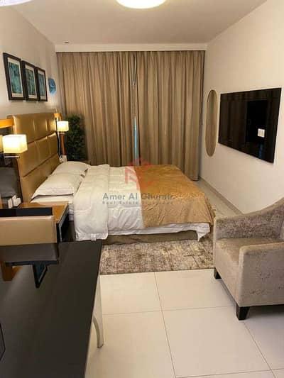 استوديو  للايجار في الخليج التجاري، دبي - Monthly Cheques All Inclusive Fully Furnished Studio