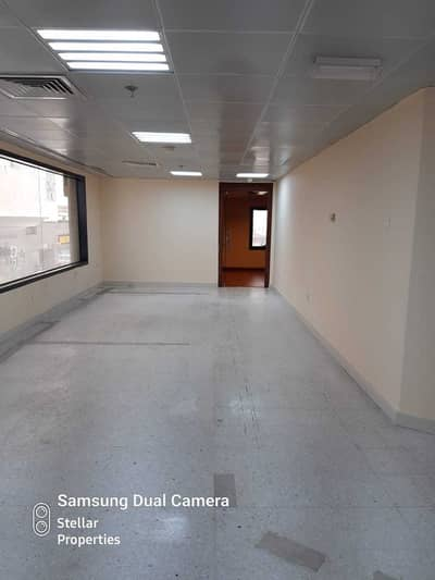 Office for Rent in Electra Street, Abu Dhabi - OFFICE SPACE AVAILABLE