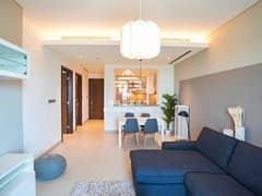 شقة في هارتلاند غرينز شوبا هارتلاند مدينة محمد بن راشد 1 غرف 75000 درهم - 5415148