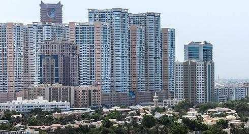 شقة 2 غرفة نوم للبيع في الصوان، عجمان - شقة في أبراج عجمان ون الصوان 2 غرف 559000 درهم - 5415242