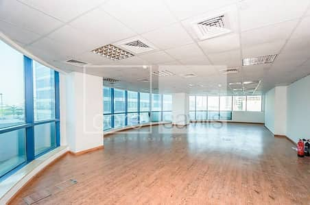 Fitted office for sale in Jumeirah Bay X3