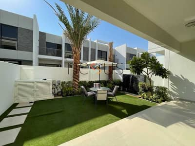 4 Bedroom Villa for Sale in DAMAC Hills 2 (Akoya Oxygen), Dubai - Ready 4BR+maid | NO Commission  | Large Garden