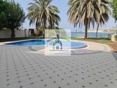 فیلا 4 غرف نوم للايجار في قرية مارينا، أبوظبي - Elegant Lavish 4+maid Beautiful Villa Nice View