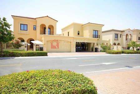 فیلا 5 غرف نوم للبيع في المرابع العربية 2، دبي - Vacant 5 Bedrooms + Maid Villa Ready To Move In. . .