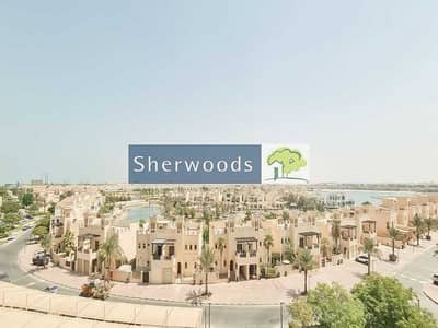 Studio for Rent in Al Hamra Village, Ras Al Khaimah - Lovely Lagoon View I Furnished I Ready to Move In