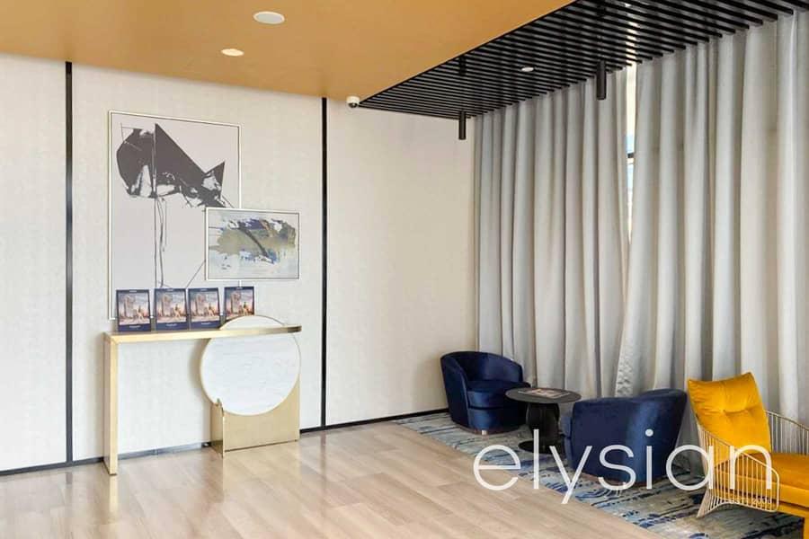 9 Furnished 1 Bedroom | High Floor | Road View