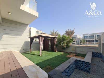 فیلا 4 غرف نوم للايجار في الفرجان، دبي - 4 Bed+Maid Corner Plot Landscaped Garden