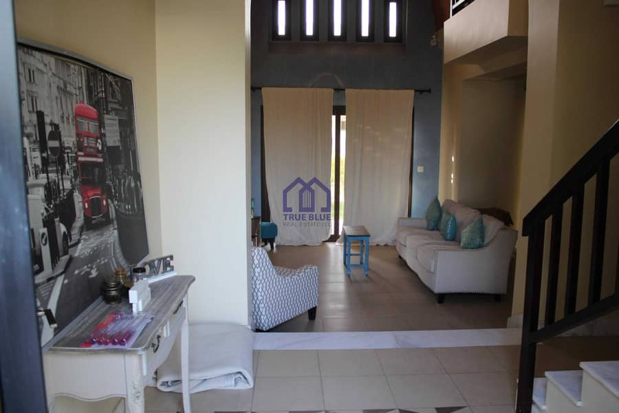 2 VACANT VILLA IN COVE FURNISHED ONE BEDROOM