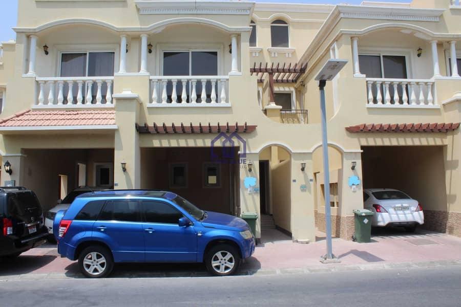An Exclusive 2 Bed Room Villa For Rent In Al Hamra Village