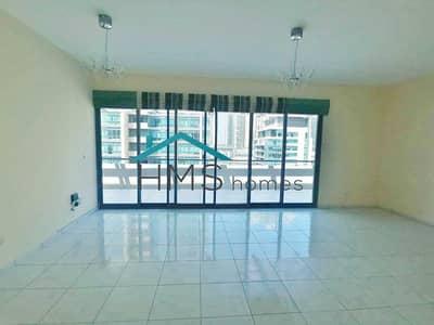 فلیٹ 2 غرفة نوم للايجار في دبي مارينا، دبي - 2BR Dubai Marina 1758 sqft Large Terrace