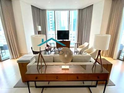 شقة 3 غرف نوم للبيع في دبي مارينا، دبي - 02 Lay out | Burj & BLVD facing | 3 Units
