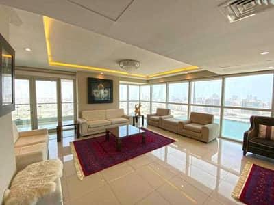 بنتهاوس 4 غرف نوم للبيع في جزيرة الريم، أبوظبي - بنتهاوس في برج راك مارينا سكوير جزيرة الريم 4 غرف 5000000 درهم - 5416009