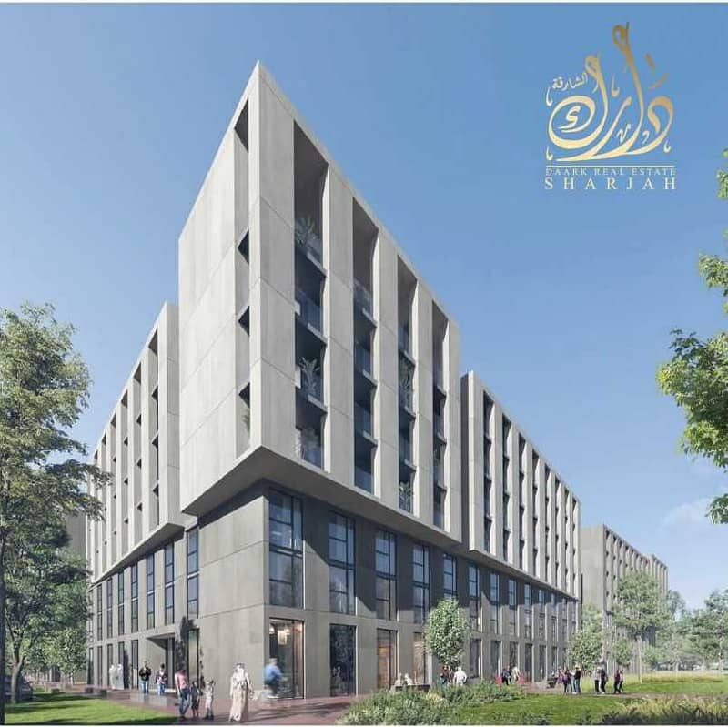 شقة في طراز حي نسيج الجادة 1 غرف 613000 درهم - 5383525