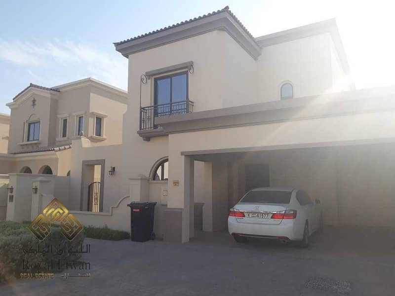2 Arabian Ranches 2 Lila villa 4BR+Maid