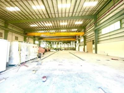 Warehouse for Sale in Dubai Industrial Park, Dubai - FOR SALE Warehouse   High Power 2MW  Industrial Unit