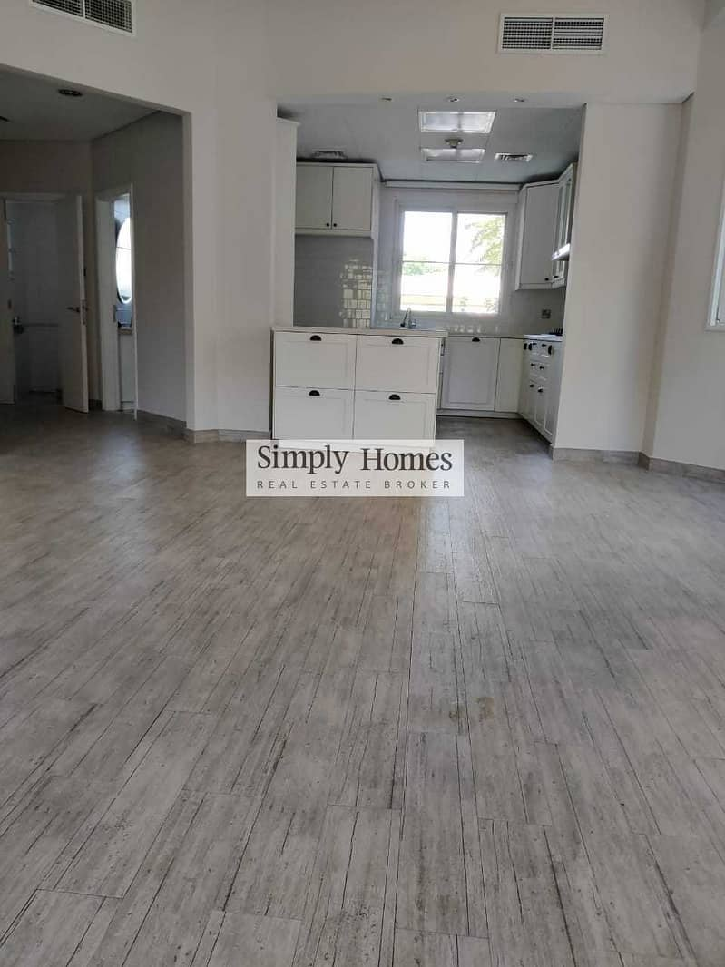 2 Ground Floor Fully Upgraded with Beauty Fully Decorated 2BR