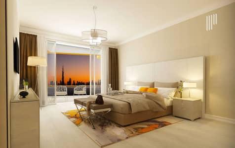 تاون هاوس 3 غرف نوم للبيع في الجداف، دبي - تاون هاوس في Binghatti Avenue بن غاطي افينيو 3 غرف 1720000 درهم - 5416754