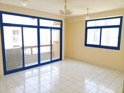2 Bedroom Flat for Rent in Al Nahda, Sharjah - Very Neat And Clean Building Ready To Move 2 Bedroom Flat With 1 Months Free Just in 30K
