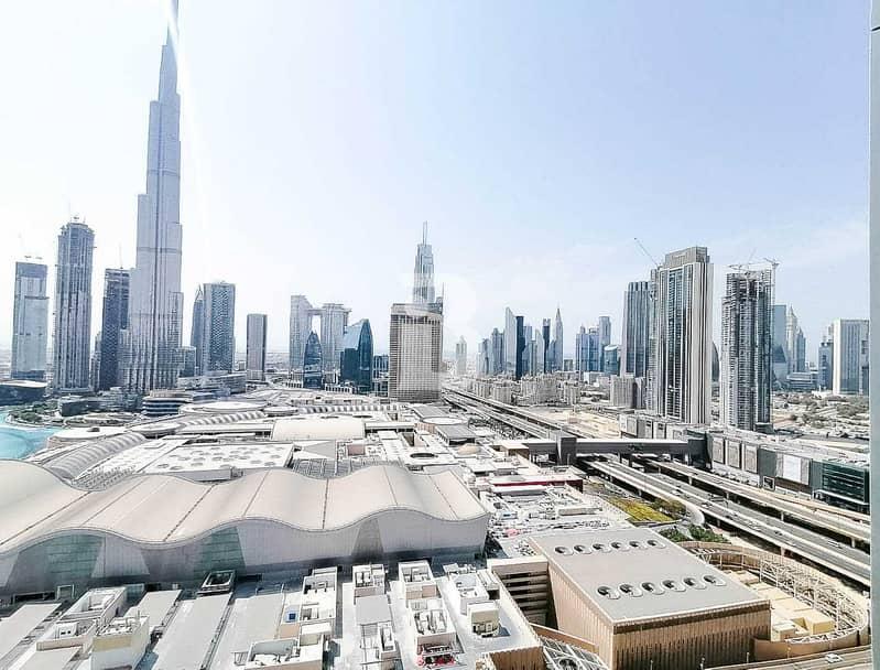 Luxurious 2BR Burj Khalifa & Fountain View