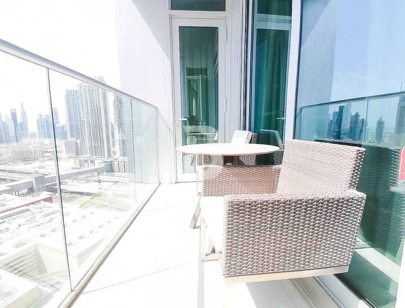 19 Luxurious 2BR Burj Khalifa & Fountain View