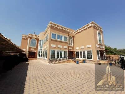 فیلا 7 غرف نوم للبيع في المزهر، دبي - 7 غرف نوم + خادمة | كتلة الخدمة | جودة عالية | مصعد