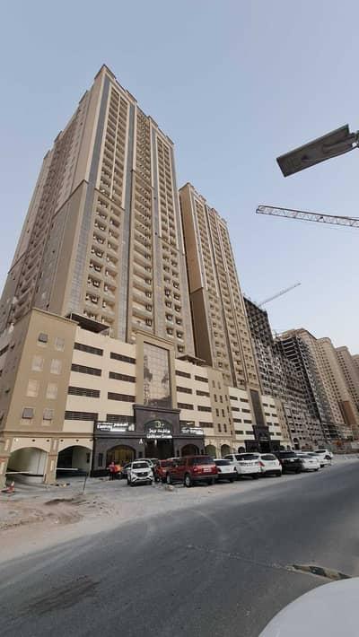 شقة 1 غرفة نوم للايجار في مدينة الإمارات، عجمان - شقة في أبراج أحلام جولدكريست مدينة الإمارات 1 غرف 18000 درهم - 5417010