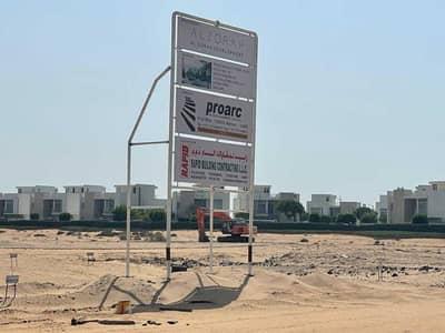 Plot for Sale in Al Zorah, Ajman - land for sale in the best area in ajman