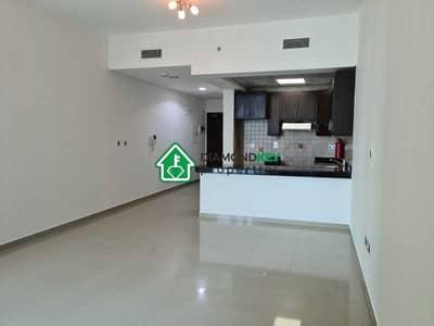 Studio for Rent in Al Reem Island, Abu Dhabi - Huge Partial Sea View Studio in C6