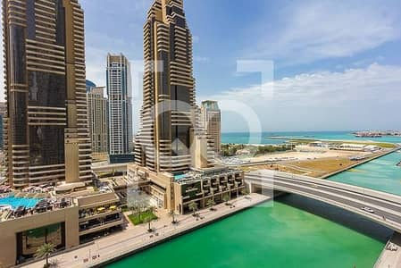 Marina View | Spacious | Unfurnished | One bedroom