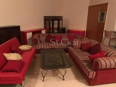 1Bhk  2baths in silicon oasis Furnished