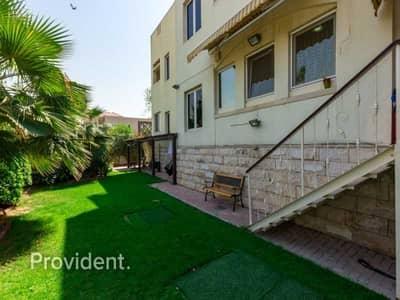 شقة 3 غرف نوم للبيع في دبي فيستيفال سيتي، دبي - Lush Garden | Ground Floor Apt | Freehold