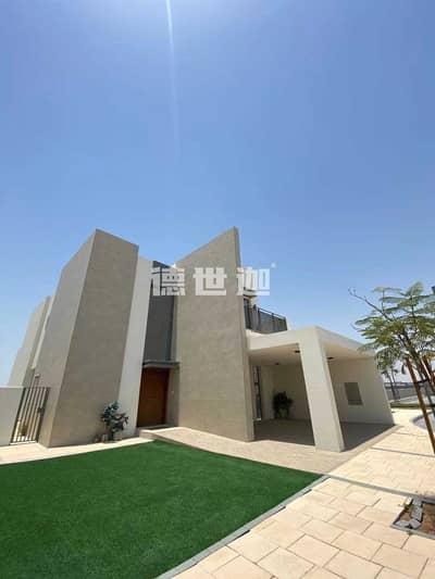 فیلا 3 غرف نوم للايجار في دبي الجنوب، دبي - Big Plot / 3 BR Independent Villa / Brand New for rent