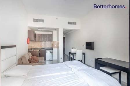 استوديو  للايجار في قرية جميرا الدائرية، دبي - Fully Furnished| Available End of Oct |Pool View