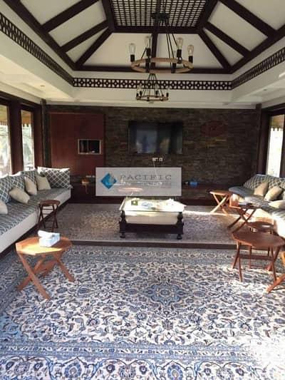 2 Bedroom Villa Compound for Rent in Al Khawaneej, Dubai - Daily Rentals Unique Magnificent Large Farm