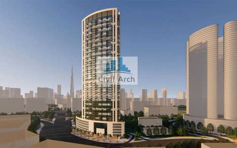 3 Bedroom Apartment for Sale in Business Bay, Dubai - FURNIHSED 3BR OF 3370 SQFT+7 YR PAY+BURJ VIEWS+10% ROI