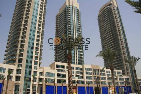 1 Bedroom Flat for Rent in Downtown Dubai, Dubai - Sea View Apartment for Rent in Downtown