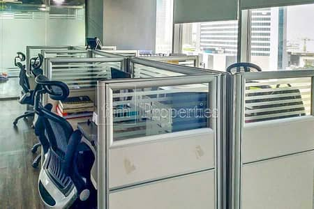 Office for Sale in Business Bay, Dubai - Panoramic View| Shell and Core| The Binary