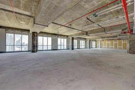 Rare Full floor about 24000 sqft in Marina Plaza