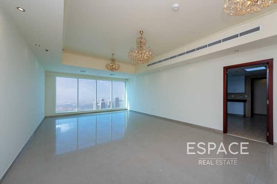 2 High Floor | 3 Bedroom with Full Sea View
